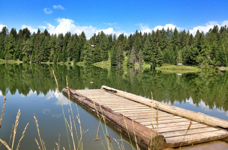 Trekking in Val-di-Non:-Lago-di-Tret-ph-Marta-Eccher