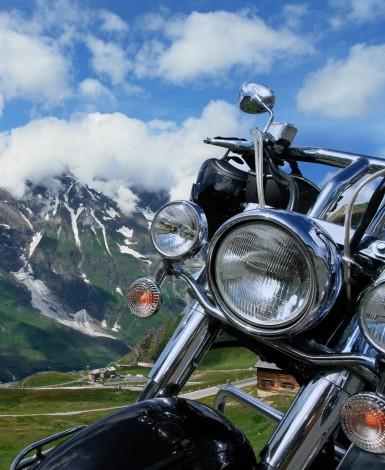 Moto e Bikers: itinerari su due ruote in Val di Non, Trentino