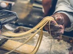 Menù della tradizione al ristorante Stella Alpina in Val di Non