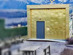Il teatro d'oro in Val di Non, Trentino